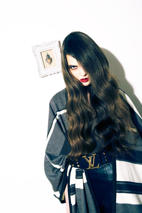 Fashion trend in 2017 - Nadia Moro
